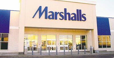 HandoutU.S. retailer Marshalls, which will open in the city next year, sells clothing, footwear and home fashions.
