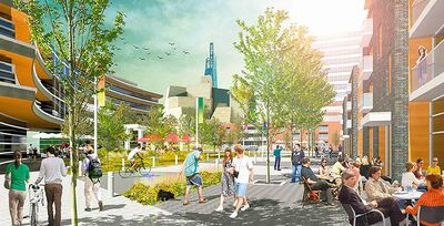 The Forks recently came up with a $200-million economic plan that should satisfy many Winnipeggers.