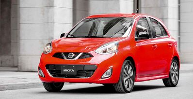 Nissan's 2015 Micra subcompact made its debut at the Montreal International Auto Show last month.