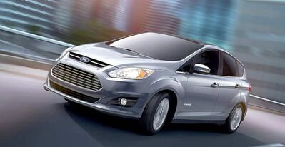 The 2013 Ford C-Max Hybrid is on the short list for North American Car of the Year.