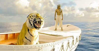 """Suraj Sharma stars as the title character in """"Life of Pi."""" (Fox 2000 Pictures/MCT)"""