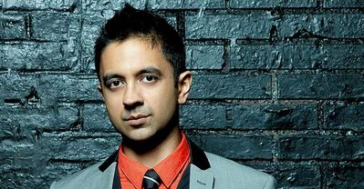 Vijay Iyer and the other members of his trio were forced to change venues during the fest, but it didn't matter, as he drew good audiences to both of his shows at the  Park Theatre.