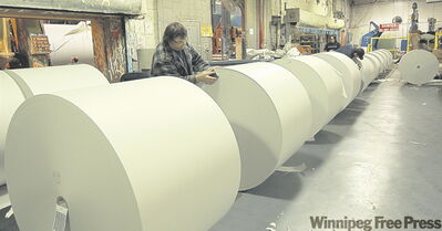 The Tembec newsprint plant in Pine Falls shut down for good over three years ago.