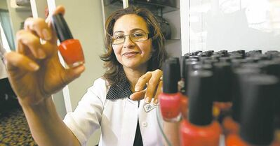 "Rahat Mirza, owner of Rahat Professional Skin Care: ""That was a very hard time, but we did it."""