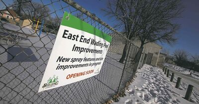 The East End Cultural and Leisure Centre on Larsen Avenue would be shut down and declared surplus.