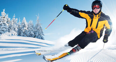 Avoid snow sports injuries this winter.