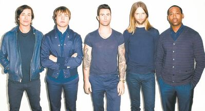 FULL CLOSE CUT CLOSECUT - Maroon 5
