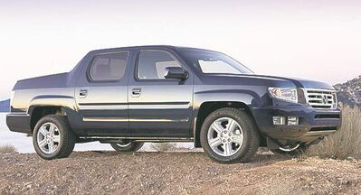 The Ridgeline is likely to fit all pickup buyers' needs.