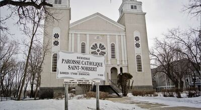 The Paroisse Saint-Norbert (Parish of Saint-Norbert) will introduce English language services after 40 years of Francophone worship and study.
