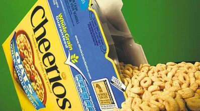 A cup of regular Cheerios contains only one gram of sugar.