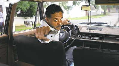 ALLIANCESiddig hunts for his missing daughter in Inescapable.