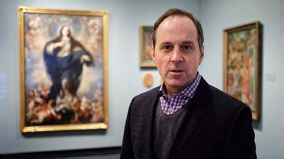 The Winnipeg Art Gallery's Stephen Borys wants to know if any artworks the Nazis stole hang in his building. A new pilot project will try to find out.