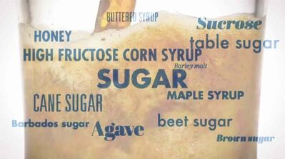 Sugar in its many disguised forms is toxic, science shows.