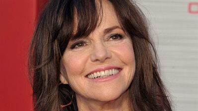 Sally Field attends a premiere on June 28, 2012 in Los Angeles. THE CANADIAN PRESS/AP, Invision/AP