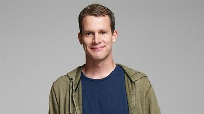 "Comedy Centra's Daniel Tosh, host of ""Tosh.0"". THE CANADIAN PRESS/AP, HO - Mattias Clamer"
