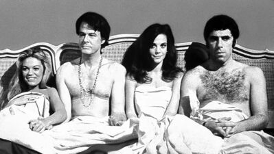 The tagline for the 1969 film Bob & Carol & Ted & Alice was 'Consider the possibities.'