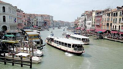 Postmedia NewsGrand Canal Venice. Italy�s environment committee is reviewing a bill that could give the city council of Venice powers over its surrounding waters.