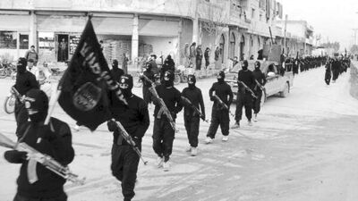 Militant Website / The Associated Press