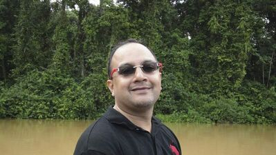 Rajeev Chandel: stopped at Customs