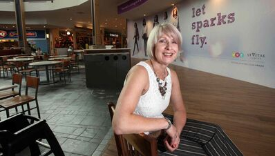 St. Vital GM Cheryl Mazur says Victoria's Secret and sister store, Pink, will share a new 1,800-square-foot space.