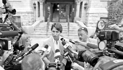 Francis Vachon / THE CANADIAN PRESS 