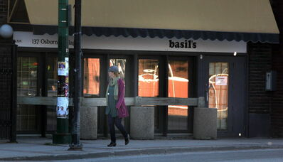 The long-closed Basil's restaurant in Osborne Village will soon be reopening, thanks to the owners of another area eatery.