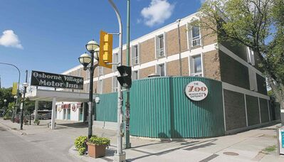The Osborne Village Motor Inn, a mainstay in the trendy neighbourhood for about half a century, has been sold.