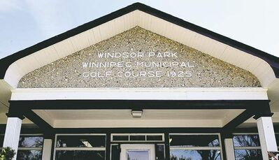 Windsor Park is one of the seven golf courses that could be sold. The courses are a drain on the city's golf services agency.
