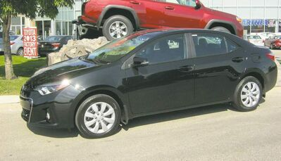 The 2014 Toyota Corolla is said to fill drivers with excitement as they prepare to drive it for the first time.