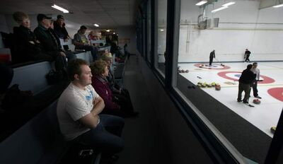 """For a good 60 years the curling club was the social and competitive centre of small towns,"" says Vera Pezer, chancellor and former sports psychology professor at the University of Saskatchewan."