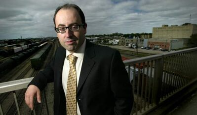 Jino Distasio, currently director of University of Winnipeg's Institute of Urban Studies, has been named  the university's associate vice-president, research and innovation.