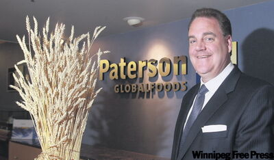 Andrew Paterson bought out the other family shareholders in Paterson GlobalFoods. The fewer the shareholders, the fewer the complications, he says.