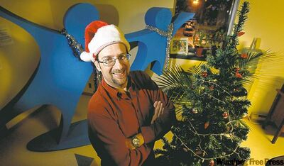 Greg Unger says for many families, the holidays can be a difficult time.