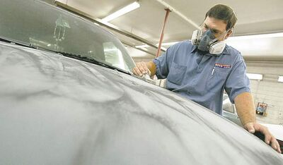 CHRISTOPHER PIKE/BRANDON SUN ArchivesThe Boyd Group acquired 14 collision repair centres in northern Florida.