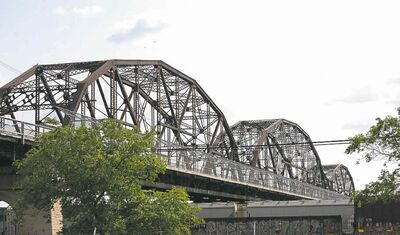 An engineering study will determine what will replace the Arlington Street Bridge.