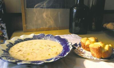 Unsinkable Cream of Barley Soup