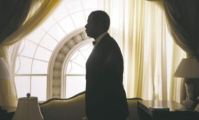 Forest Whitaker stars in The Butler.