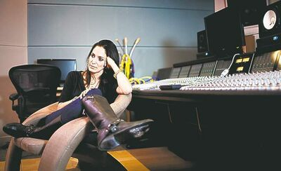 Winnipeg-born Chantal Kreviazuk has penned songs for Drake and Kelly  Clarkson.
