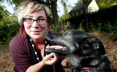 Janice Rosen won't let her dog, Daisy, fly cargo after an unpleasant experience in 1998. She heard her pet crying during the flight so she got off the plane, rented a car and drove to her destination.  Janice Rosen won�t let her dog, Daisy, fly cargo after an unpleasant experience in 1998. She heard her pet crying  during the flight so she got off the plane, rented a car and drove to her destination.