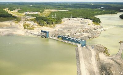 Tthe new Wuskwatim Generating Station has higher operating costs.