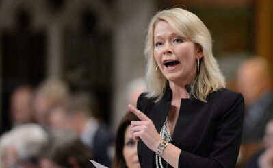 MP Candice Bergen (Portage-Lisgar) was appointed Minister of State (Social Development).
