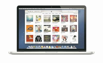 Apple announced iTunes and App Store revenues have moved into fourth place, behind iPhones, iPads and Macs.