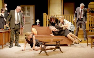 BRUCE MONK PHOTOCast of August: Osage County