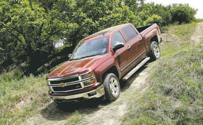 Tom Drew / MCT Chevrolet�s big-pickup sales rose 24.3 per cent even though it�s just now getting the redesigned 2014 models fully launched.