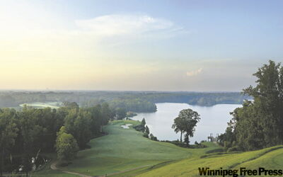 Capitol Hill in Prattville features three 18-hole courses.