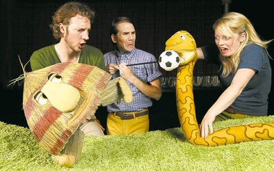 Tony Lewis photo