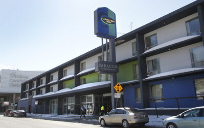 A mixed-use development is planned as part of the construction of a hotel across from the RBC Convention Centre Winnipeg.