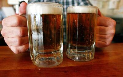 It'll cost more to fill those pint glasses starting March 8.