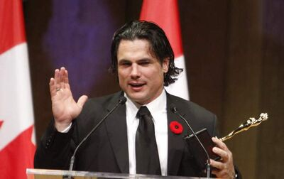 Fred Chartrand / The Canadian Press archives 'I think it would shed a lot of light on what happens when someone goes missing': Patrick Brazeau