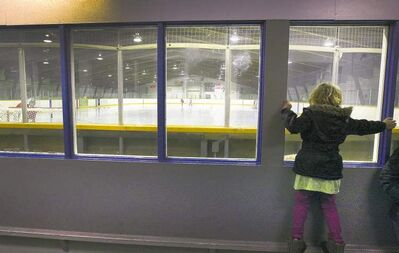Old Exhibition Arena on Sinclair Street is one of the city's rinks most in need of replacement. Could multi-use facilities be the answer?